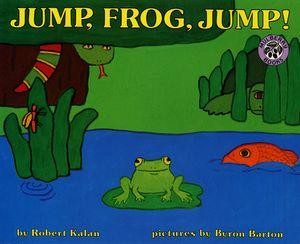 Jump, Frog, Jump! book image