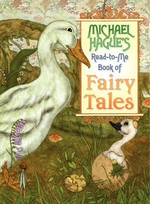 Michael Hague's Read-to-Me Book of Fairy Tales book image
