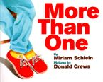 More Than One Hardcover  by Miriam Schlein