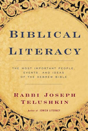 Biblical Literacy book image