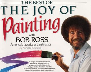 Best of the Joy of Painting book image
