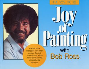More of the Joy of Painting book image