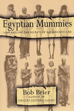 Egyptian Mummies book image