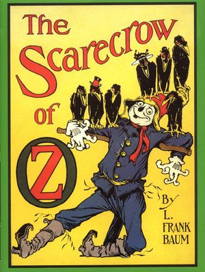 The Scarecrow of Oz book image