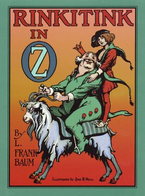Rinkitink in Oz book image