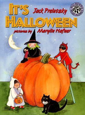 It's Halloween book image