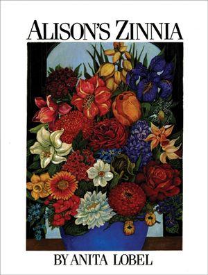 Alison's Zinnia book image