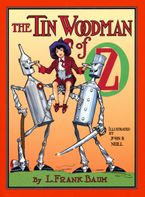 The Tin Woodman of Oz Hardcover  by L. Frank Baum