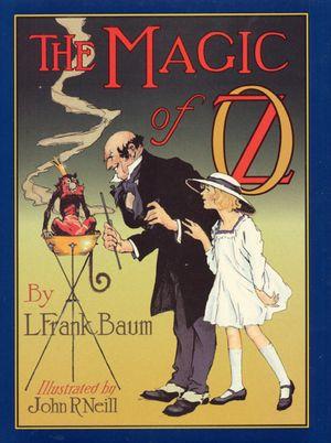 The Magic of Oz book image