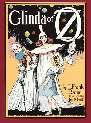 Glinda of Oz book image