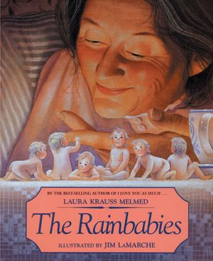 The Rainbabies book image