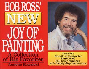 Bob Ross' New Joy of Painting book image