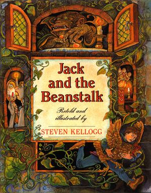 Jack and the Beanstalk book image