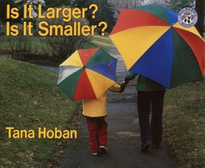 Is It Larger?  Is It Smaller? book image