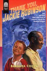 Thank You, Jackie Robinson