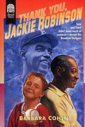 Thank You, Jackie Robinson - Barbara Cohen - Paperback