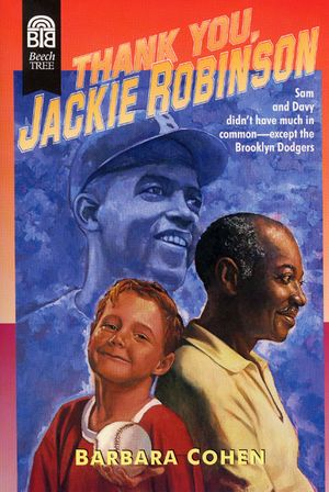 Thank You, Jackie Robinson book image