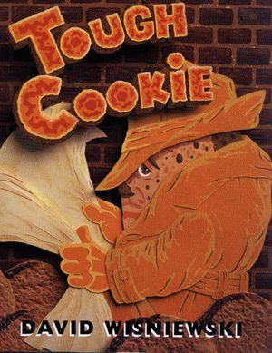 Tough Cookie book image