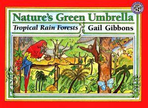 Nature's Green Umbrella book image
