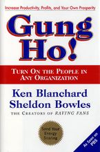 Gung Ho! Hardcover  by Ken Blanchard