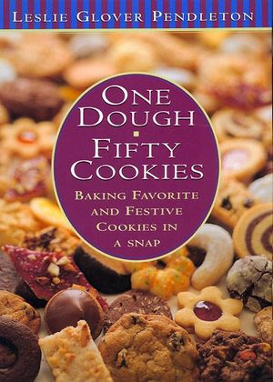 One Dough, Fifty Cookies book image