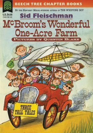 McBroom's Wonderful One-Acre Farm book image