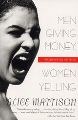 Men Giving Money, Women Yelling
