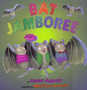 Bat Jamboree book image