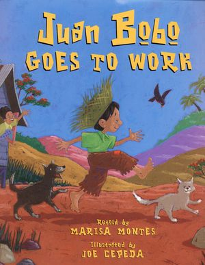 Juan Bobo Goes to Work book image