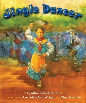 Jingle Dancer book image