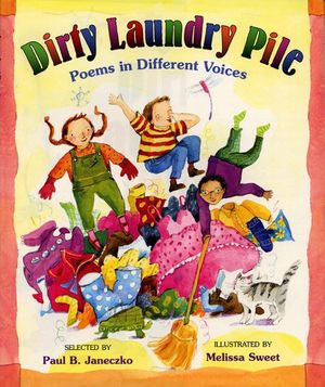 Dirty Laundry Pile book image