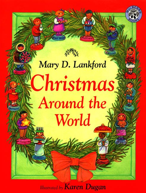 Christmas around the world mary d lankford paperback read a sample enlarge book cover fandeluxe Images