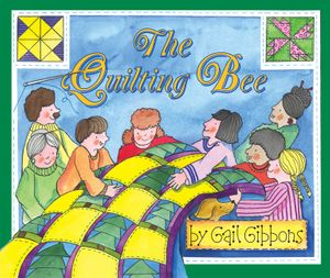 The Quilting Bee book image