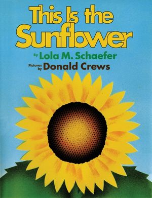 This Is the Sunflower book image