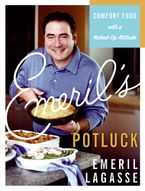 Emeril's Potluck Hardcover  by Emeril Lagasse
