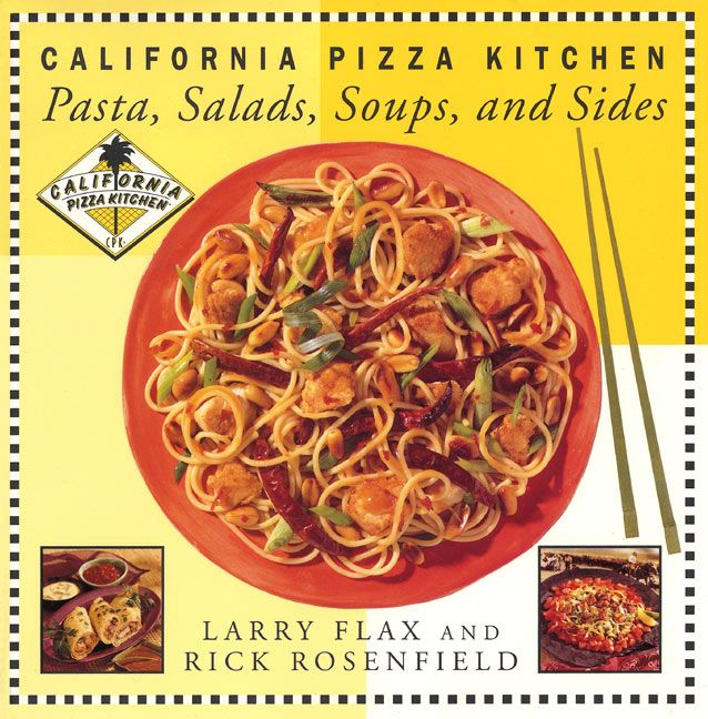Larry Flax California Pizza Kitchen