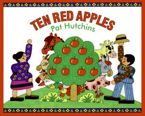 Ten Red Apples book image