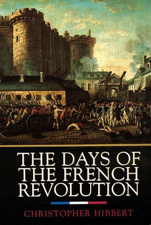 The Days of the French Revolution book image