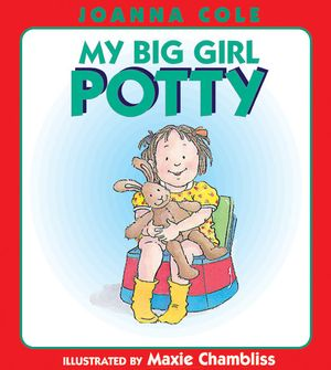 My Big Girl Potty book image