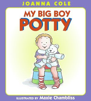 My Big Boy Potty book image