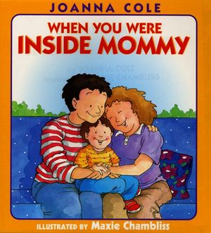 When You Were Inside Mommy book image