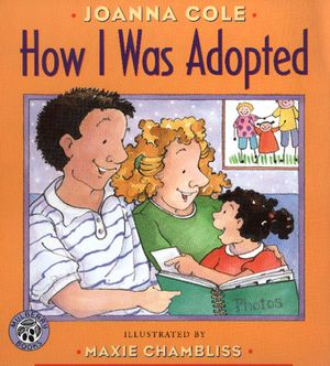 How I Was Adopted book image
