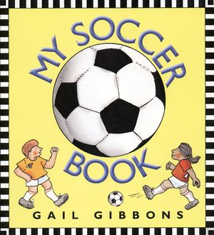 My Soccer Book book image