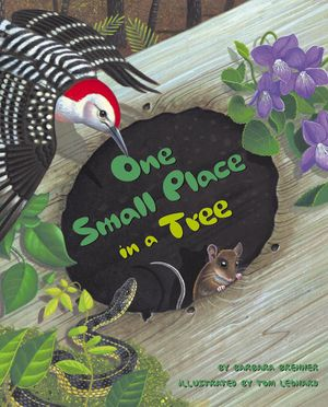One Small Place in a Tree book image
