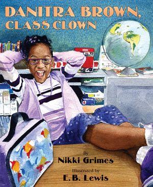 Danitra Brown, Class Clown book image