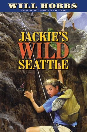 Jackie's Wild Seattle book image