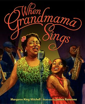 When Grandmama Sings book image