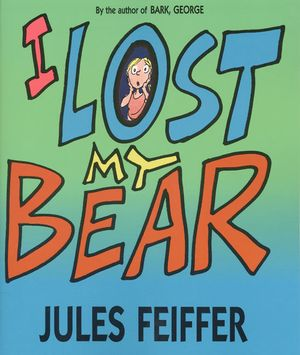 I Lost My Bear book image