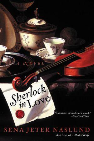 Sherlock in Love book image