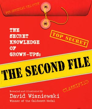 The Secret Knowledge of Grown-ups: The Second File book image